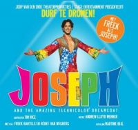 Cover Musical m.o.a. Freek Bartels - Joseph And The Amazing Technicolor Dreamcoat [Het Nederlandse Castalbum]